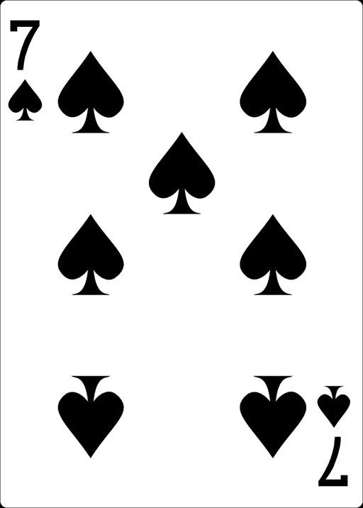 Pik Karte